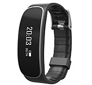 iPS SR01 Smart BraceletWater Resistant/Waterproof Long Standby Calories Burned Pedometers Health Care Sports Heart Rate Monitor Wearable