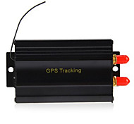 TK103B GPS SMS GPRS Vehicle Tracker Locator Theft Protection System Remote Control Alarm