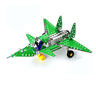 Planes & Helicopter Toys 1:12 Metal Plastic Green
