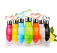 Sports Drinkware, 700 ml Leak-proof BPA Free Plastic Juice Water Water Bottle