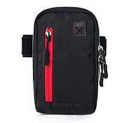 Bolsas de Deporte Brazalate Bolsa de hombro Impermeable Móvil/Iphone Multifuncional Transpirable Bolsa de Running 17.5*10*3Acampada y