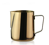 # ml  Stainless Steel Milk Pitcher , Brew Coffee Maker Reusable Manual