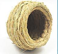 Bird Nests Straw Yellow