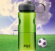 Transparent Drinkware, 1000 ml Portable Leak-proof Plastic Tea Juice Water Bottle