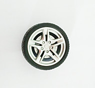 Crab Kingdom® Rubber  Wheel 48*3 MM The Wheels