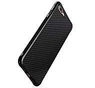 For IPhone 7 Plus  7 Ultra-thin Case Back Cover Case Solid Color Soft TPU