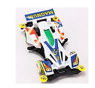 Race Car Toys 1:12 Plastic Blue