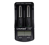 Liitokala Lii-202 Smart Battery Charger for 18650/16340/14500/22650//26650/AAA/AA/C/SC