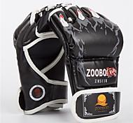 Боксерские перчатки для Бокс Без пальцев Защитный