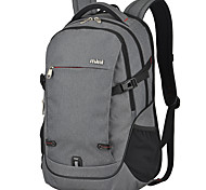 Mixi Laptop Backpack Travel Rucksack Water-resistant Outdoor Bags Multi-Layer Travel Backpacks Men Hiking Camping Bag 19inch School Bag