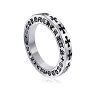 Rushed Bridal Sets Classic Boys Cubic Zirconia Rings Jewelry The Ring New Design Man's Gothic Old Word  Sa348