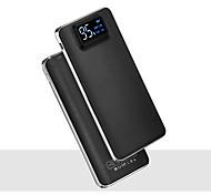 Power Bank Внешняя батарея 4.7V 2.0A #A Зарядное устройство Подсветка Несколько разъемов Очень тонкий LCD