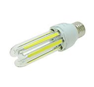 9W E27 LED лампы типа Корн T COB 680 lm Холодный белый V 1 шт.