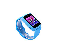 Kenxinda® S9 GSM Watch Phone SC6531 Single Core 1.54Inch 32MB RAM 0.3MP Dual SIM Card