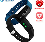 Blood Pressure Smart Wristband Pedometer Smart Bracelet Heart Rate Monitor Smartband Bluetooth Fitness For Android IOS Phone