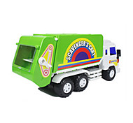 Construction Vehicle Pull Back Vehicles Toys Car Toys 1:12 Plastic Green Model & Building Toy