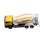 Construction Vehicle Pull Back Vehicles Car Toys 1:10 Metal Plastic Yellow Model & Building Toy