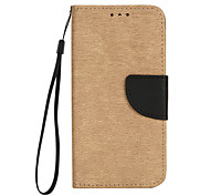 For Huawei P10 Plus P10 PU Leather Material Hit the Color Embossed Phone Case P8 Lite (2017) P9 Lite P8 Lite P9 Mate 9 Y6 II Y5 II