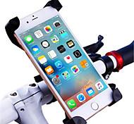 Стенд / крепление для телефона Велоспорт Мотоспорт На открытом воздухе Регулируемая подставка АБС-пластик for Мобильный телефон