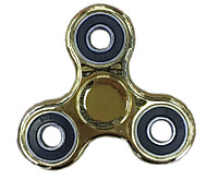 Spinners de mão Mão Spinner Brinquedos Triângulo Plástico EDC Inovador