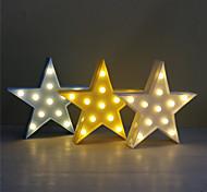1pc 3d ночь свет пластиковые светодиодные лампы дети спальня прикроватная лампа участник свадьбы украшения дома