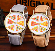 Ladies Fashion Quartz Watch Women Sandwich Leather Casual Dress Women's Watch Reloje Mujer Montre Femme