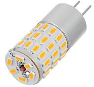 G4 Luces LED de Doble Pin T 36 SMD 3014 200-300 lm Blanco Cálido Blanco Fresco V 1 pieza