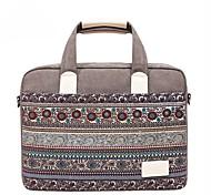 13.3 14.1 15.6 дюймов богемный стиль сшивание компьютер сумка сумка плеча сумку для поверхности / dell / hp / samsung / sony и т.д.