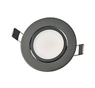 6W 2G11 LED даунлайт Утапливаемое крепление 1 COB 540 lm Тёплый белый Холодный белый Регулируемая Декоративная AC 220-240 AC 110-130 V1