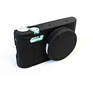 -Ein-Schulter-Schwarz Blau-Digital Kamera-Casio-
