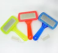 Gatto Cane Toelettatura Assistenza sanitaria Pulizia Pennello Kit per toletta Elastici Pennelli Fermagli e Rifinitori Set da bagnoAnimali