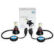 G5 H11 LED HEADLIGHT for CAR with 4SIDE COB CHIPS 40W POWER