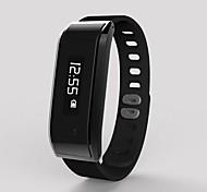 Yytw43s homens da mulher bracelete inteligente / smarwatch / monitor de freqüência cardíaca sm wristband sono tela de cor do monitor para