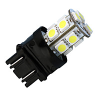 2 Pcs 3157 White 30 5050 SMD LED Car Brake Stop Lamp Light Bulb
