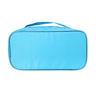 Organisation für das Packen Transportabel für KulturtascheBlau