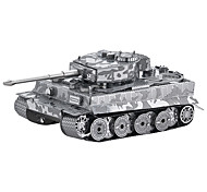 Jigsaw Puzzles 3D Puzzles Building Blocks DIY Toys Tank Metal Model & Building Toy