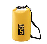 5 L Водонепроницаемый сухой мешок Водонепроницаемая сумка Водонепроницаемость для Восхождение Плавание Пляж  Отдых и туризм