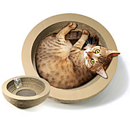 Cat Toy Pet Toys Interactive Durable Scratch Pad Paper