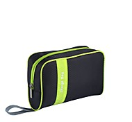 Luggage Organizer / Packing Organizer Toiletry Bag Cosmetic Bag Portable for Travel StorageBlack