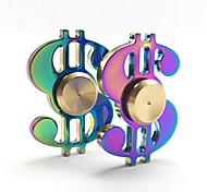 Spinners de mão Mão Spinner Brinquedos Brinquedos Metal EDC Hobbies de Lazer