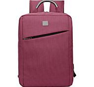 Dtbg d8172w 15.6-дюймовый компьютерный рюкзак водонепроницаемый противоугонный дышащий бизнес вертикальный квадратный тип