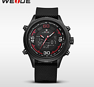 WEIDE Men's Sport Watch Military Watch Dress Watch Fashion Watch Digital Watch Wrist watch Japanese Quartz DigitalCalendar Water