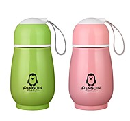 1PC Sports Drinkware 300 ml Heat Retaining Boyfriend Gift Girlfriend Gift Stainless Steel Juice Water Vacuum Cup Tumbler