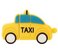 Горячее новое мультипликационное такси usb2.0 16gb флеш-накопитель u дисковая карта памяти