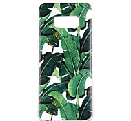 Case for Samsung Galaxy S8 Plus S8 Pattern Back Cover Tree Soft TPU S7 Edge S7