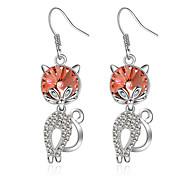 Women's Earrings Set Jewelry Euramerican Fashion Personalized Crystal Rhinestone Alloy Jewelry Jewelry For Wedding Party Anniversary1