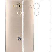 For Huawei mate8 Phone Case XIMALONG Transparent TPU Phone Case Silicone Soft Case  Transparent