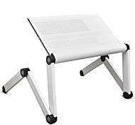 Регулируемая подставка Складной Macbook Для планшета Ноутбук Подставка с охлаждающим вентилятором Алюминий