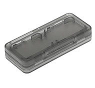 Game Memory Card Transparent Plastic 4 in 1 Holder Box for Nintendo Switch