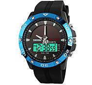SKMEI® 1064  Men's Woman Solar ElectronicWatches Outdoor Sports Waterproof Sports Electronic Watches 50 Meters Waterproof